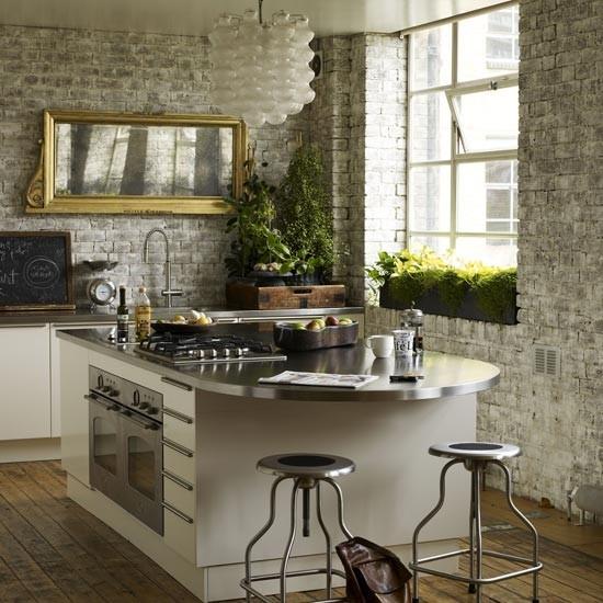 Rustikalna kuchyna