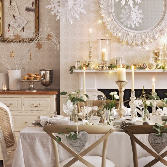 """""""White Christmas"""" – vytvorte si magickú atmosféru zasneženej krajiny vo vašom dome či byte."""