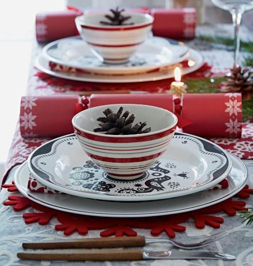 Vianocne stolovanie