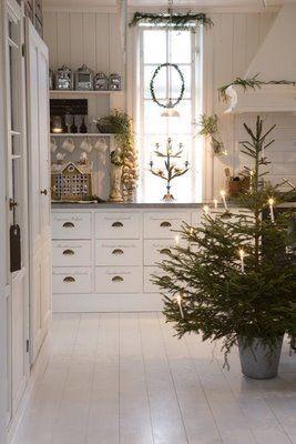 Vianoce v skandinavskom style